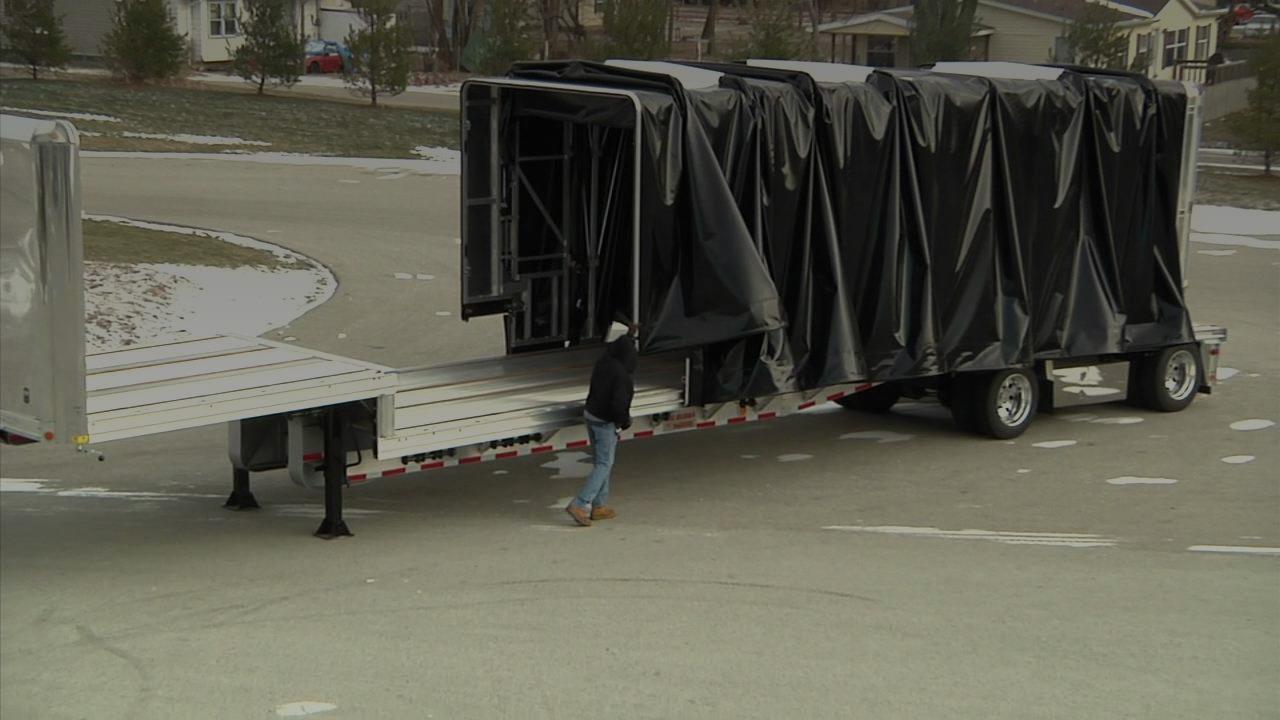Equipment Planet Express Transport